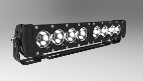 10W Single Row LED Light Bar NS-LB-1R20